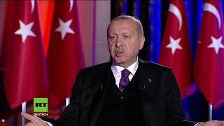 Эрдоган: Нам запрещают покупать S 400!
