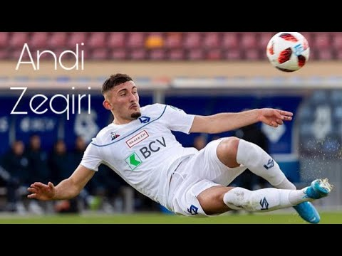 Andi Zeqiri • 2020 • The Wonderkid • FC Lausanne-Sports • HD