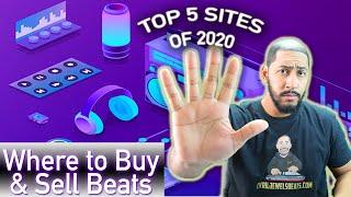 Where to Buy & Sell Beats in 2020 (Beatstars, Airbit, Rocbattle, Beat Brokerz, Bandzoogle)