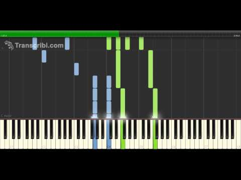 Nick Murray – Aeon Cinderella 2015 Soundtrack How To Play On Piano Tutorial