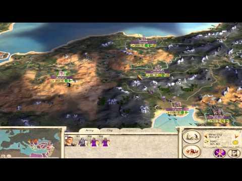 """Rome:Total War - BI  (2005) - 01 Vanilla East Rome """"Defending Caesarea"""" by Gaming Hoplite"""