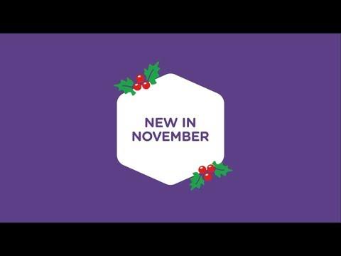 Streaming In November - Hallmark Movies Now