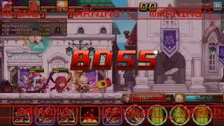 Crusaders Quest - Challenge 2 Hidden - R-0 Himiko Drake Sylunis Frantz, Behold the power of AP