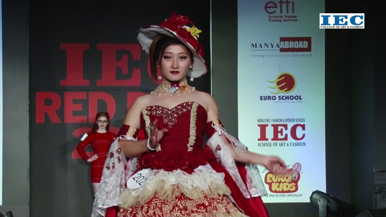 Short Video Of Iec College Of Art Fashion Youtube