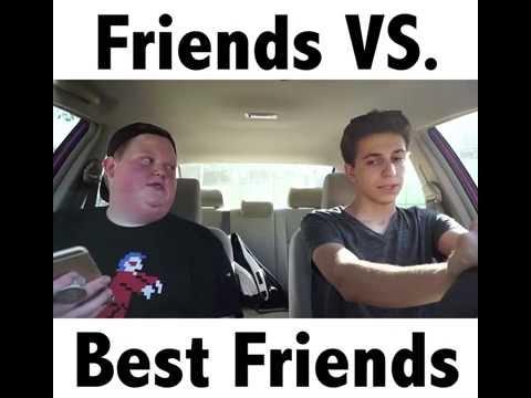Friend Vs Best Friends
