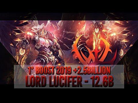 Legacy of Discord - VIP0 - 1° BOOST 2019 +2.5BILLION 12.6B vs 16B