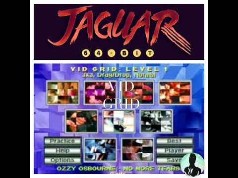 Atari Jaguar - Vid Grid