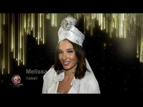 The Miss Globe ™ 2017 - Turkey