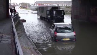 Boxing Day Floods in St.Helens 2015