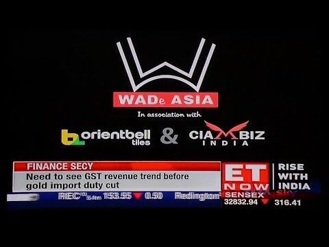 WADe Asia - Women Designers, Artist & Architects of Asia - ET Now TV - 2017