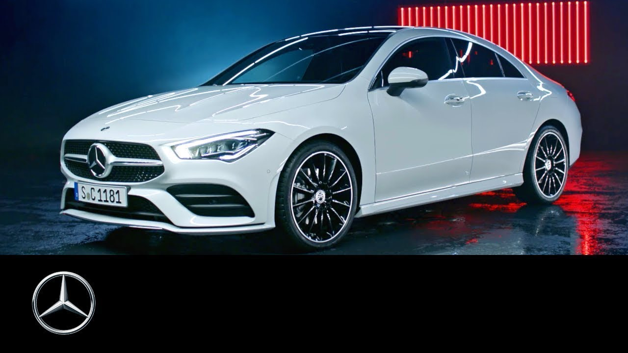 Mercedes Benz Cla Coupe 2019 The Design Youtube