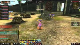 Karos online: Zs at Castle Free PvP Part1
