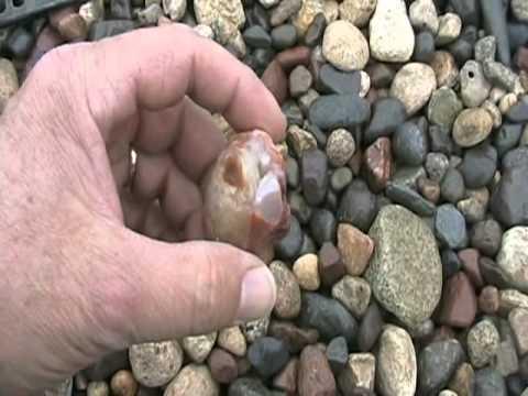 Lake Superior Agates May 2012