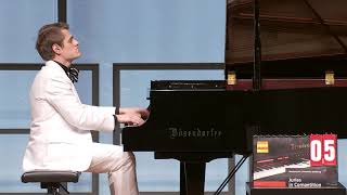 Beethoven Piano Sonata in F minor, Op. 57 (Appasionata) - Sergey Belyavsky