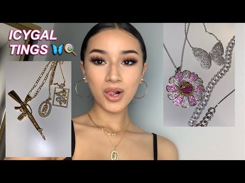 MY CHAIN COLLECTION & WHERE I GET CUTE JEWELRY 4 LESS
