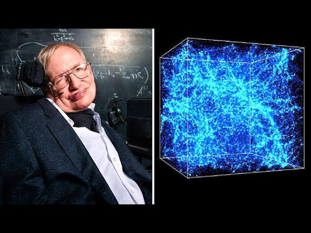 The Last Theory Stephen Hawking Was Working On Will Make You Question Everything
