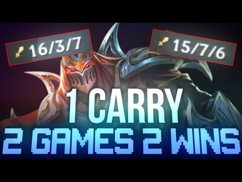 LL Stylish - 1 CARRY 2 GAMES 2 WINS