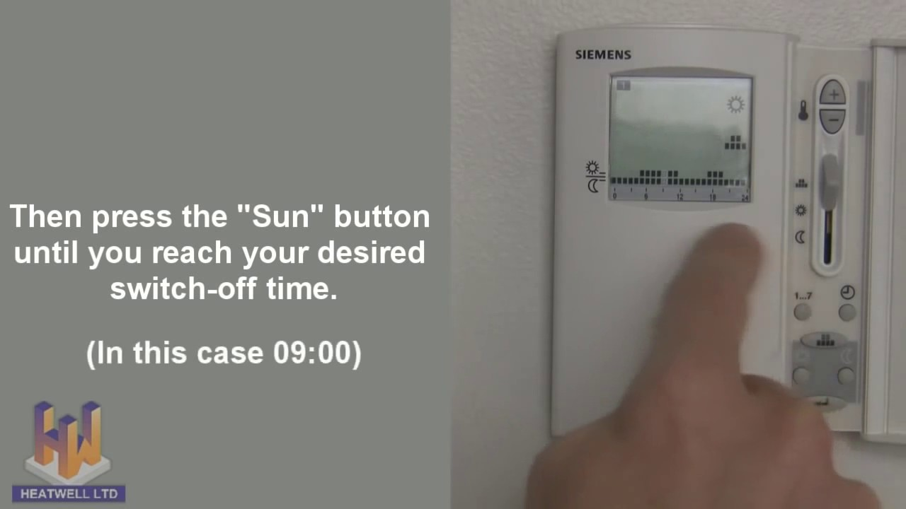 Downloads manuale cronotermostato siemens rev24 rf | downloads.