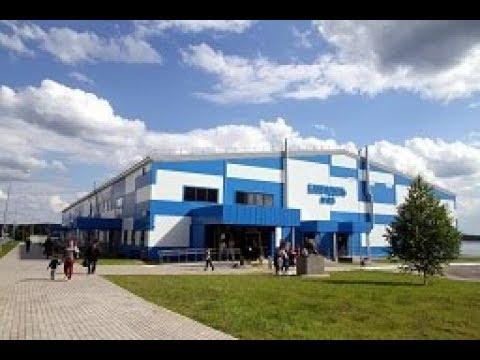 В Кушве открыли ледовую арену «Благодать». Видеосюжет ОТВ