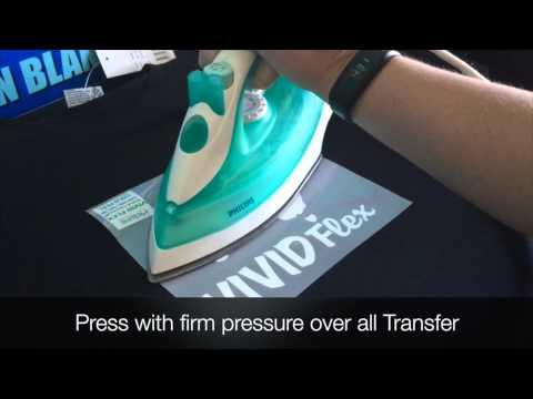 Using Silhouette Cameo For T Shirt Printing Doovi