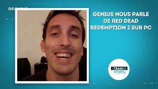 #TEAMG1 Story - Génius vous parle de Red Dead Redemption 2 sur PC