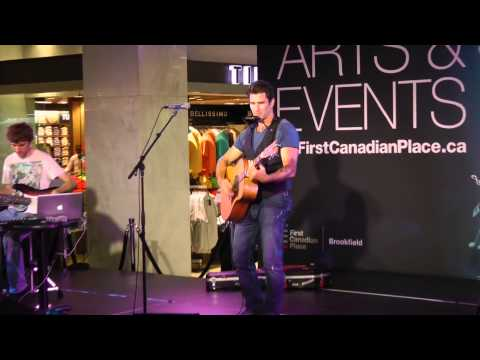 Pete Murray - 2014-07-10, 1st Canadian Place, Toronto, ON - Full Show