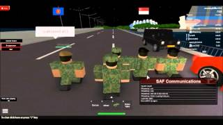 100 Subcribes Special.. SAF Group Recruitment Video(ROBLOX)
