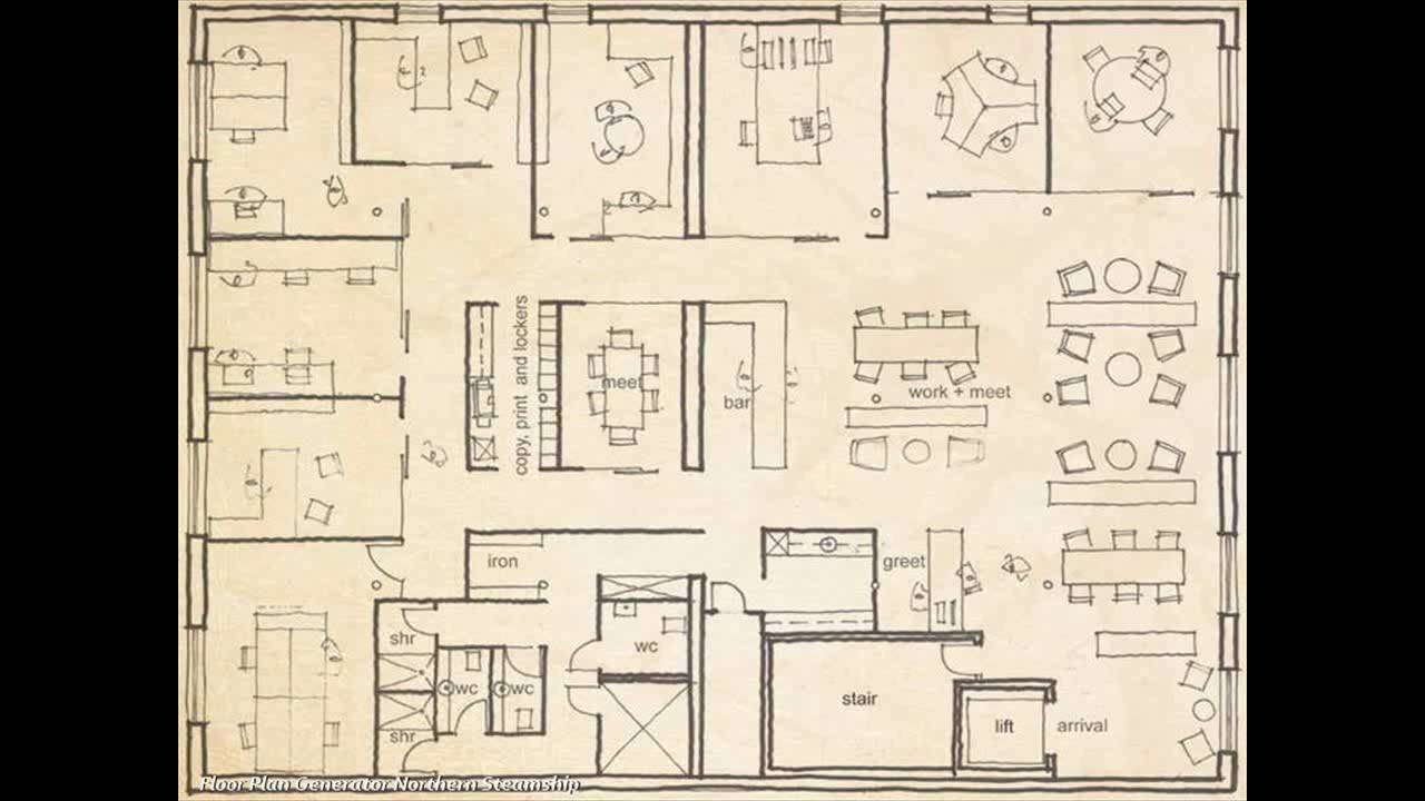 floor plan electrical generator online Landscaping Plans