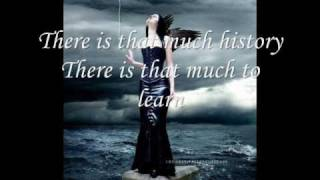 My last goodbye - Lacrimosa (with lyrics)