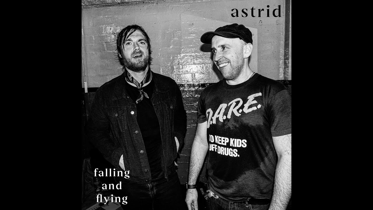 Astrid - Falling and Flying (Acoustic) JEFF BRIDGES COVER