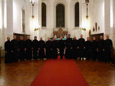 The Orthodox Singers Male Choir:Lord, now lettest Thou Thy Servant depart in peace