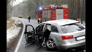 Ultimate Audi Crashes and Accidents - Stupid Audi Drivers