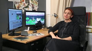 Как создают мультфильмы, собирающие миллионы просмотров? Режиссер анимационного кино об анимации