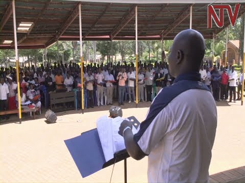 Martyrs day: Hoima Catholic diocese choir ready for 3rd June