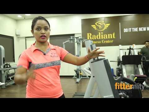 Radiant Fitness Center - Nerul : Video Walk Through