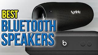 10 Best Bluetooth Speakers 2017
