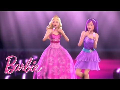 Italiano: Trailer di Barbie la Principessa e la Popstar