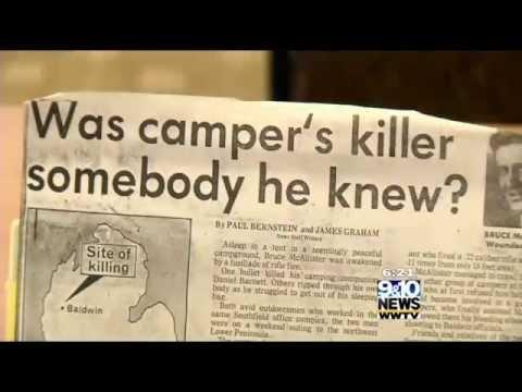 Mysteries of Northern Michigan Dan Barnett Tent Murder   Northern Michigans News Leader