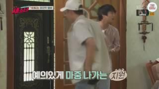 BTS Namjoon on New boys small cut