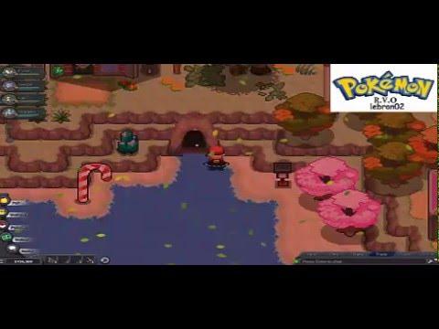 pokemon-revolution-online-:-como-llegar-a-la-cueva-de-isla-amor---getting-to-the-island-cave-love