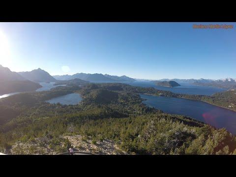 Cerro Campanario en 4K - Bariloche - Patagonia Argentina