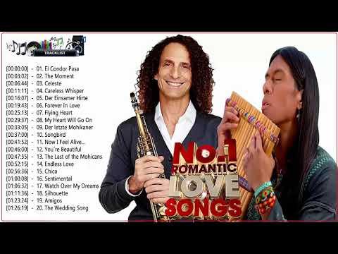 Best Of Leo Rojas Vs Kenny G l Leo Rojas Vs Kenny G Greatest Hits Full Playlist l