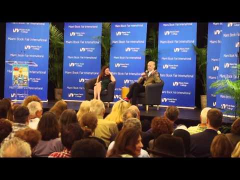 John Waters at Miami Bookfair International 2014