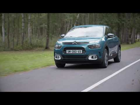 Novi Citroën C4 Cactus - Coffee Break Alert