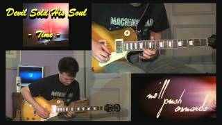 Devil Sold His Soul - Time (Lead Guitar Cover)