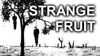 Strange Fruit By Stan Nina Simone Traduction En Français