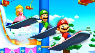 Mario Party The Top 100 - All Tricky Minigames