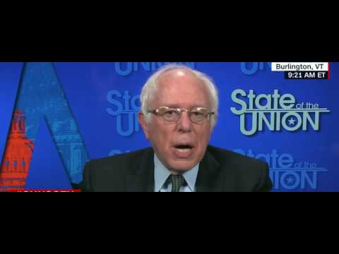 Bernie Sanders Stops CNN Lie About Democrats Dead In Its Tracks