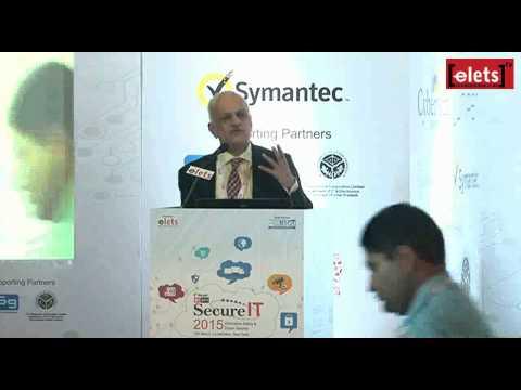 SecureIT 2015 - Inaugural Session - R Chandrashekhar, President, NASSCOM
