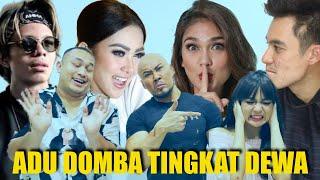 LUNA MAYA ATAU SYAHRINI 😂 ATTA HALILINTAR ATAU BAIM WONG (feat Gilang Dirga and Adiezty)